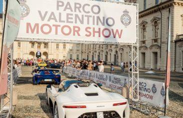 Dallara Stradale Meeting 3 - Salone Auto Torino Parco Valentino