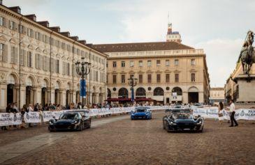 Dallara Stradale Meeting 9 - Salone Auto Torino Parco Valentino