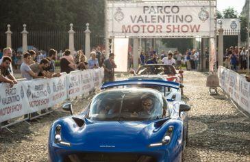 Dallara Stradale Meeting 10 - Salone Auto Torino Parco Valentino