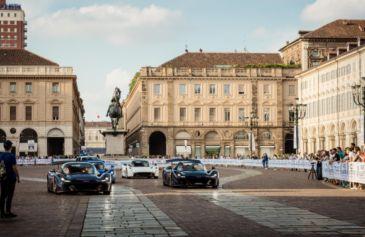 Dallara Stradale Meeting 16 - Salone Auto Torino Parco Valentino
