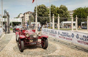 Lancia Club Italia 5 - Salone Auto Torino Parco Valentino