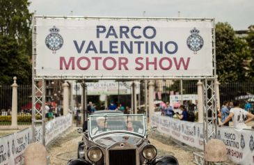 Lancia Club Italia 9 - Salone Auto Torino Parco Valentino