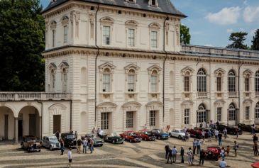 Lancia Club Italia 16 - Salone Auto Torino Parco Valentino