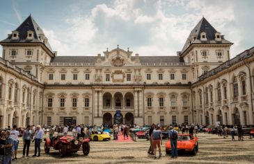 Lancia Club Italia 17 - Salone Auto Torino Parco Valentino