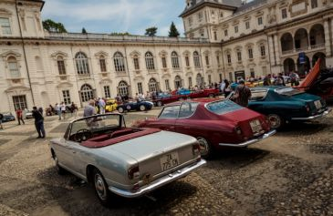 Lancia Club Italia 18 - Salone Auto Torino Parco Valentino