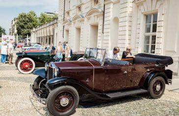 Lancia Club Italia 20 - Salone Auto Torino Parco Valentino
