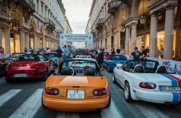 Mazda MX-5 Icon's Day 2 - Salone Auto Torino Parco Valentino