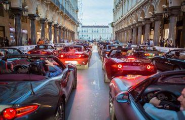 Mazda MX-5 Icon's Day 3 - Salone Auto Torino Parco Valentino