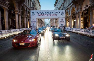Mazda MX-5 Icon's Day 4 - Salone Auto Torino Parco Valentino