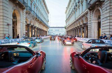 Mazda MX-5 Icon's Day 8 - Salone Auto Torino Parco Valentino
