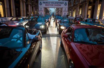Mazda MX-5 Icon's Day 11 - Salone Auto Torino Parco Valentino
