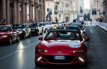 Mazda MX-5 Icon's Day 12 - Salone Auto Torino Parco Valentino