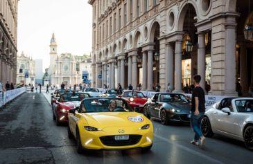 Mazda MX-5 Icon's Day 13 - Salone Auto Torino Parco Valentino