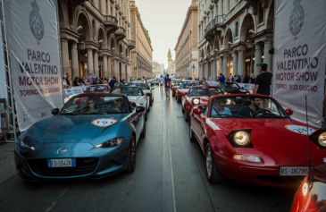 Mazda MX-5 Icon's Day 24 - Salone Auto Torino Parco Valentino