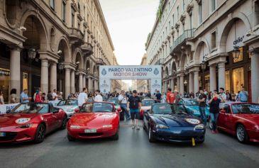 Mazda MX-5 Icon's Day 30 - Salone Auto Torino Parco Valentino