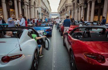 Mazda MX-5 Icon's Day 63 - Salone Auto Torino Parco Valentino
