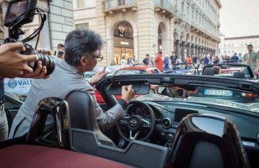 Mazda MX-5 Icon's Day 65 - Salone Auto Torino Parco Valentino