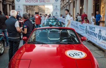 Mazda MX-5 Icon's Day 71 - Salone Auto Torino Parco Valentino