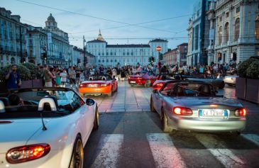 Mazda MX-5 Icon's Day 75 - Salone Auto Torino Parco Valentino