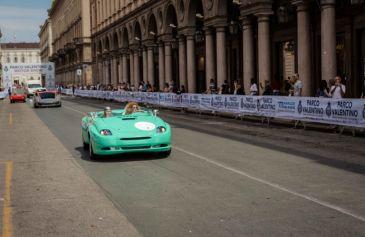Parco Valentino Classic 57 - Salone Auto Torino Parco Valentino