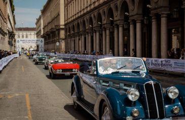 Parco Valentino Classic 62 - Salone Auto Torino Parco Valentino
