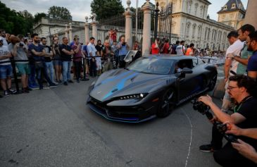 Supercar Night Parade 94 - Salone Auto Torino Parco Valentino