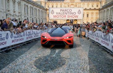 Supercar Night Parade 99 - Salone Auto Torino Parco Valentino