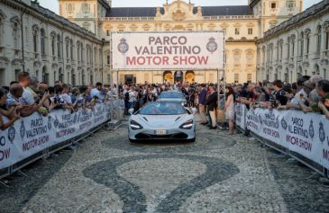 Supercar Night Parade 104 - Salone Auto Torino Parco Valentino