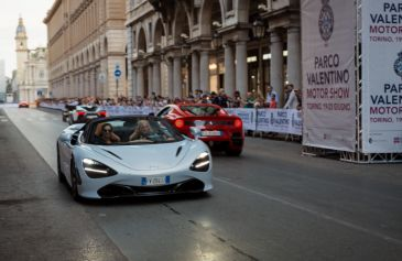 Supercar Night Parade 115 - Salone Auto Torino Parco Valentino