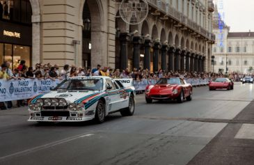 Supercar Night Parade 117 - Salone Auto Torino Parco Valentino