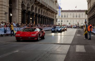 Supercar Night Parade 128 - Salone Auto Torino Parco Valentino