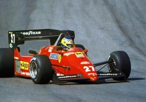Formula 1 Michele Alboreto