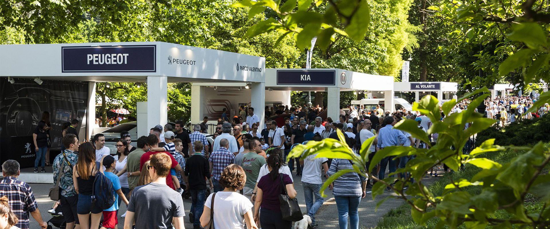 Come arrivare al Parco Valentino Parco Valentino - Salone Auto Torino