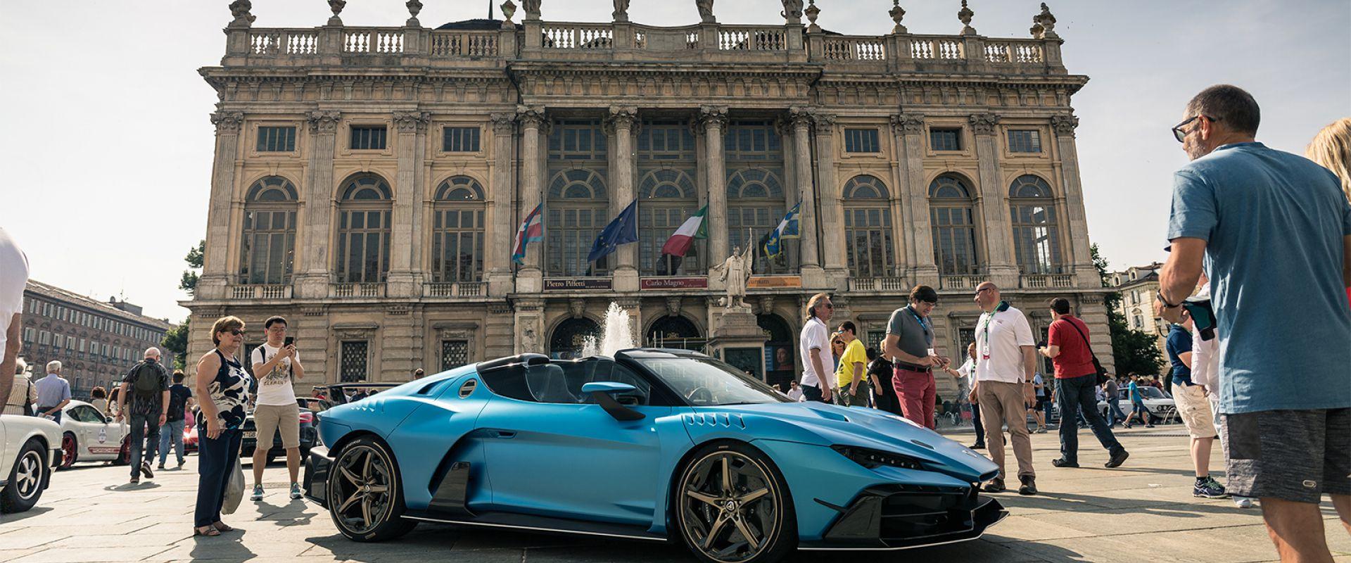 Gran Premio Parco Valentino - Salone Auto Torino