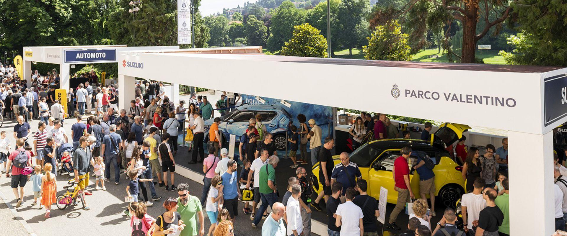 Salone Parco Valentino Parco Valentino - Salone Auto Torino