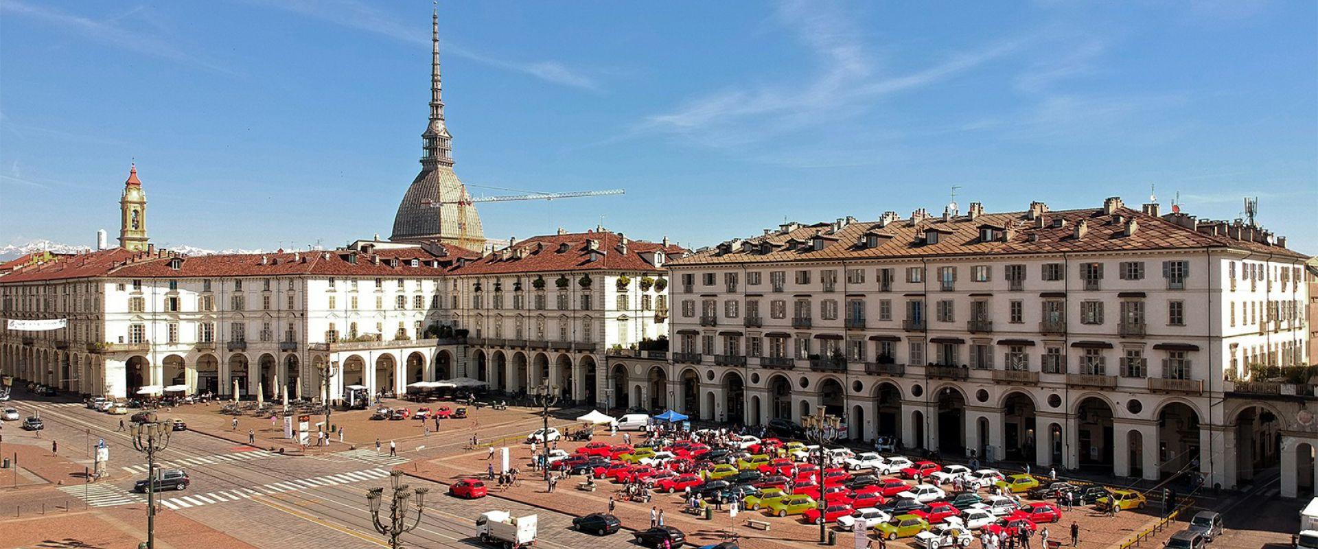 Eventi Parco Valentino - Salone Auto Torino