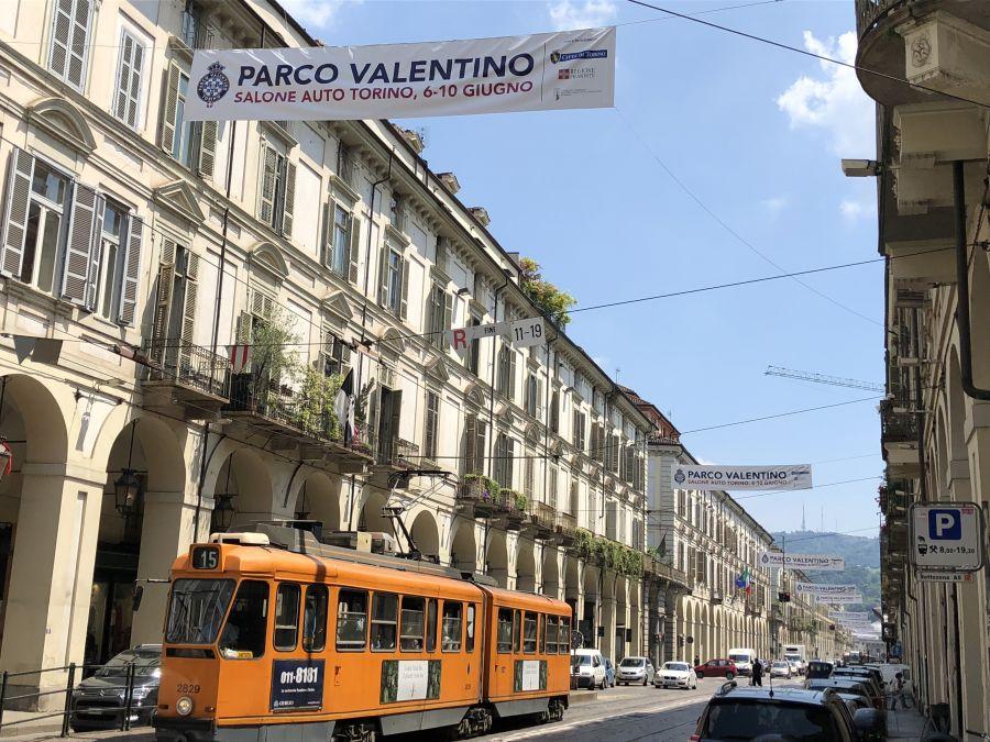 Torino si prepara all'edizione 2018 di Parco Valentino 36