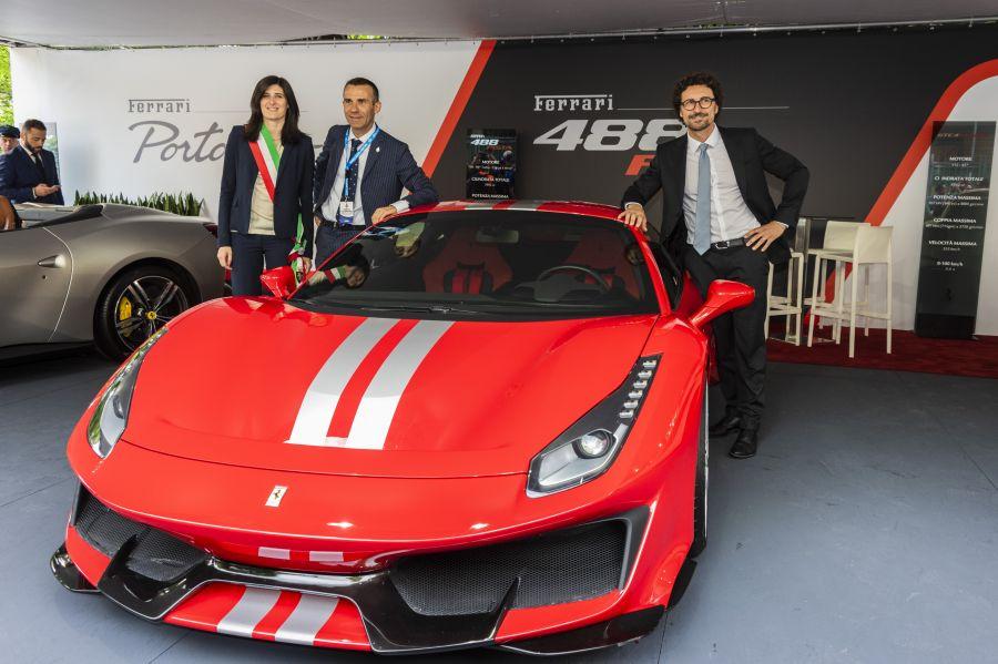 Inaugurata la 4ª edizione di Parco Valentino Salone Auto Torino 40