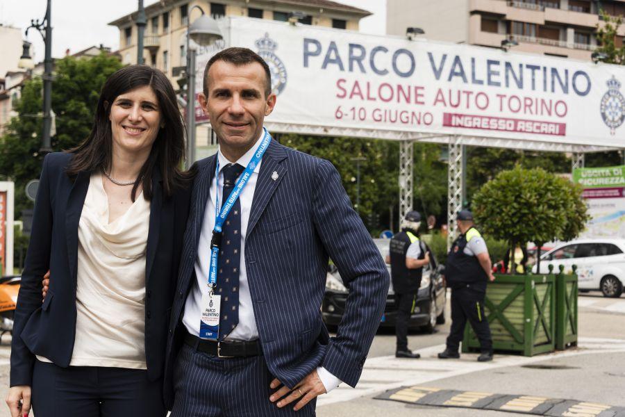 Inaugurata la 4ª edizione di Parco Valentino Salone Auto Torino 42