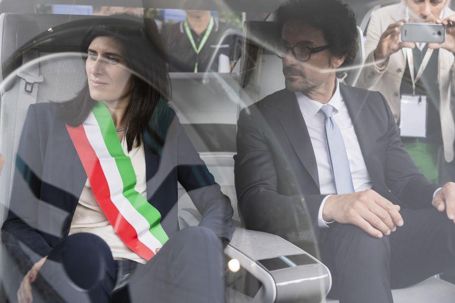 Inaugurata la 4ª edizione di Parco Valentino Salone Auto Torino 43