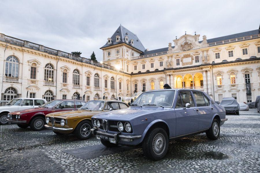 Gli eventi della seconda giornata di Parco Valentino -  Salone Auto Torino 2018 50