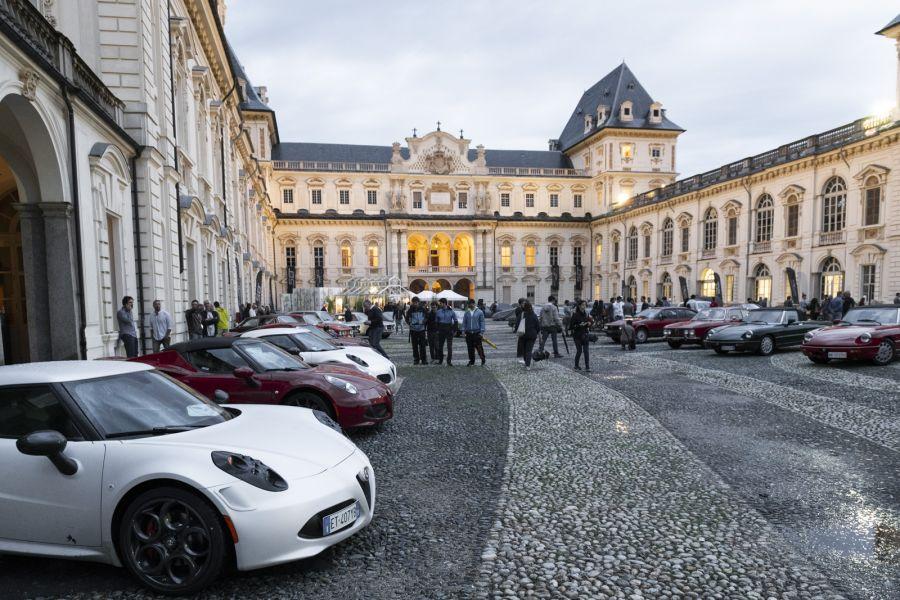 Gli eventi della seconda giornata di Parco Valentino -  Salone Auto Torino 2018 51