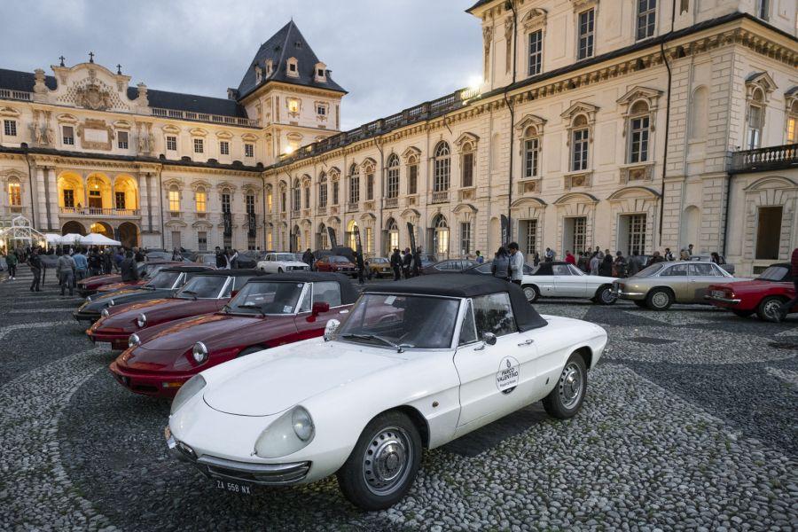 Gli eventi della seconda giornata di Parco Valentino -  Salone Auto Torino 2018