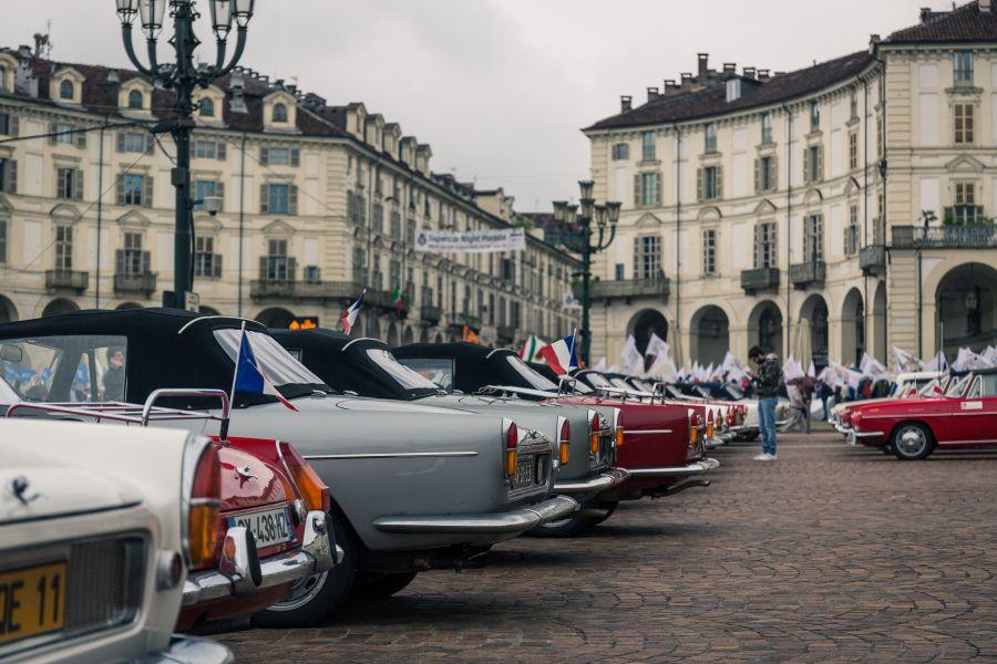 Gli eventi della terza giornata di Parco Valentino - Salone Auto Torino 2018 54