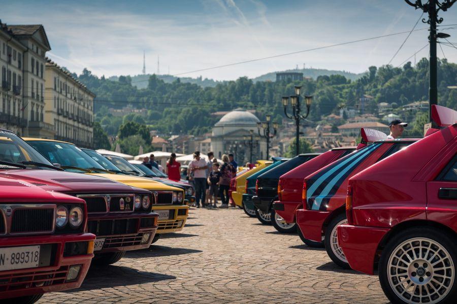 Gli eventi della quarta giornata di Parco Valentino - Salone Auto Torino 2018 58