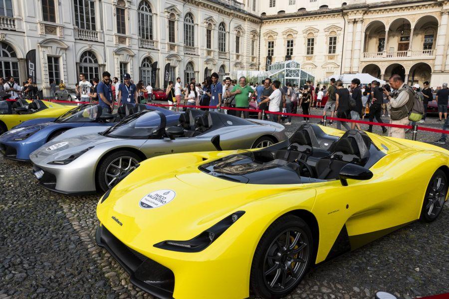 Gli eventi della quarta giornata di Parco Valentino - Salone Auto Torino 2018 60