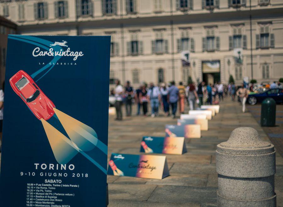Gli eventi della quarta giornata di Parco Valentino - Salone Auto Torino 2018 61