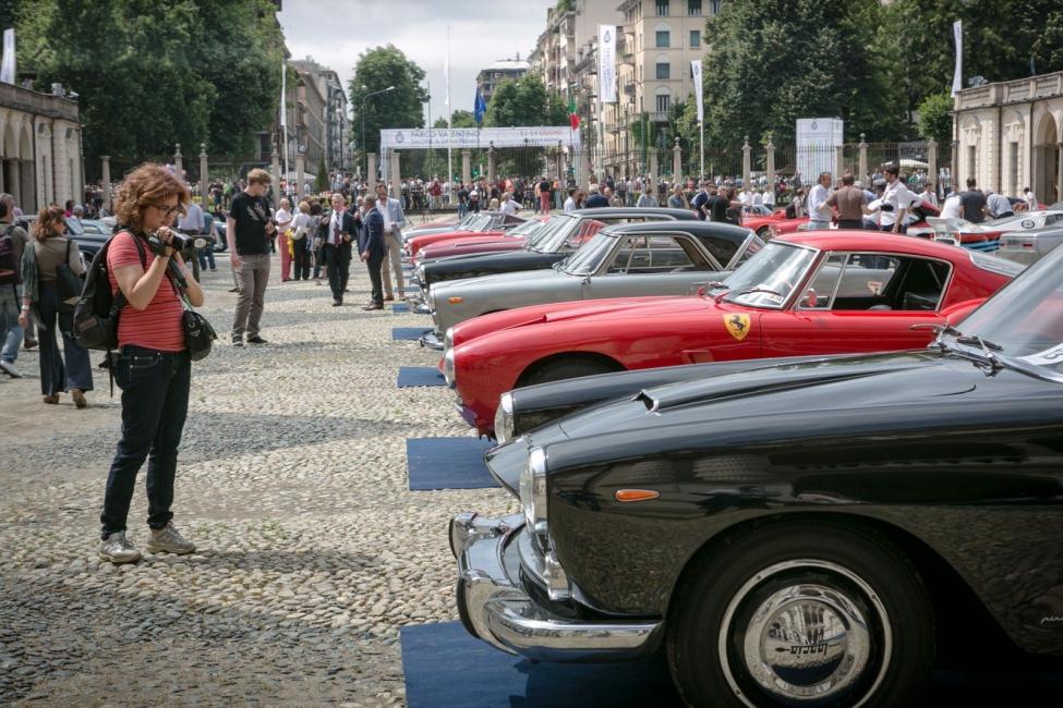 """""""Parco Valentino Classic"""" birth  82"""