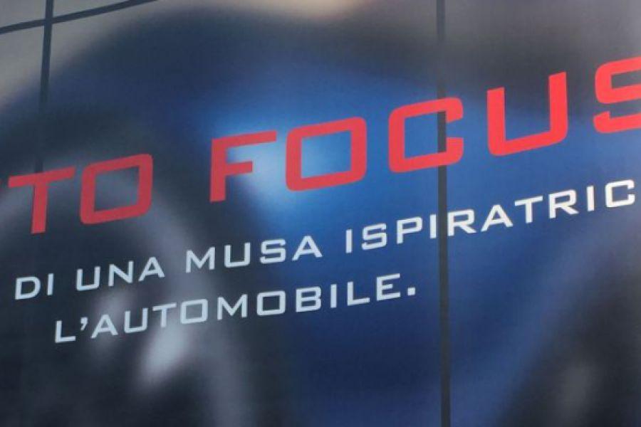 IED Torino presenta Auto Focus, la mostra fotografica dedicata all'automobile e a Parco Valentino