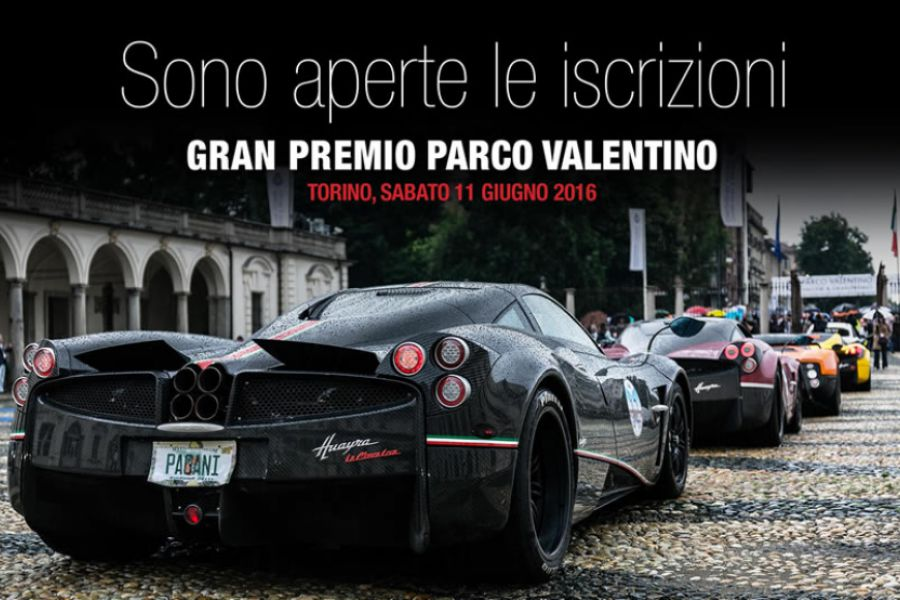 Register to 2016 Gran Premio Parco Valentino